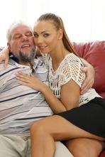Pleasing Naughty Grandpa 02