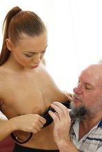 Pleasing Naughty Grandpa 06