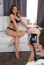 Slutty Model Leona Fucks With The Photographer 00