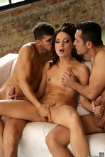 Horny Teen Roxy Dee In Anal Threesome 04