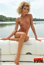 Skinny Babe Anal Fucking On Boat 09