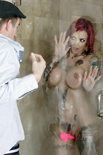 Anna Bell Peaks Pictures In The Slut In The Shower 06