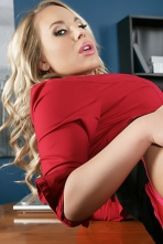 Fuckable Secretary Olivia Austin  04