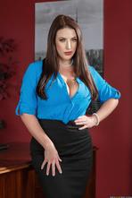 Busty Angela White 00