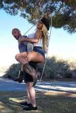Cock Hungry Cowgirl 06