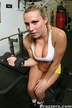 Harmony Rose Sex In The Gym 00
