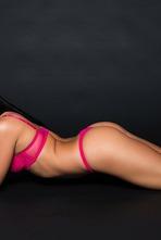 Adriana Chechik On Sexy Pink High Heels 03