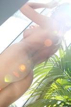 Alexis Adams Glows In Her Bedroom 09