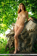 Olivia Hot Sexy Girl Back To Nature 03