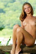 Olivia Hot Sexy Girl Back To Nature 10