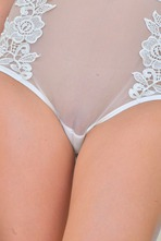 White Lingerie For Toys 08