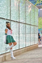 Sexy Sailor Jupiter 01