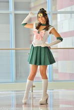 Sexy Sailor Jupiter 09