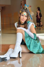 Sexy Sailor Jupiter 11