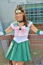 Sexy Sailor Jupiter 17