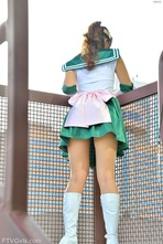 Sexy Sailor Jupiter 20