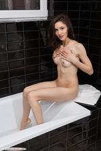 Adel Morel Nude In The Bathroom 15