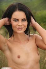 Naked Brunet 02