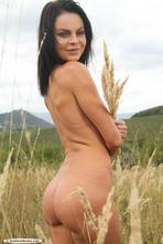 Naked Brunet 06
