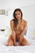Coco Rose Shows Closeup Views While Toying Her Pussy 09
