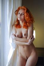 Zarina A The Hottest Redhead Met-art Model 02