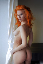 Zarina A The Hottest Redhead Met-art Model 03