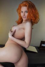 Zarina A The Hottest Redhead Met-art Model 06