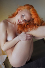 Zarina A The Hottest Redhead Met-art Model 13