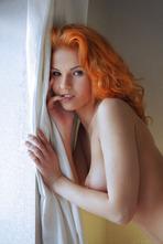 Zarina A The Hottest Redhead Met-art Model 16