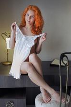 Zarina A The Hottest Redhead Met-art Model 17