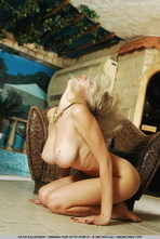 Katja Big Boobed Hot Nude Girl Posing 16