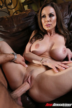 Busty MILF Pornstar Kendra Lust Gets Dicked 06