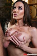 Busty MILF Pornstar Kendra Lust Gets Dicked 12