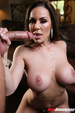 Busty MILF Pornstar Kendra Lust Gets Dicked 14