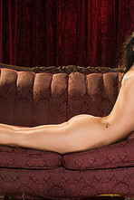 Melissa Jacobs On A Couch 10
