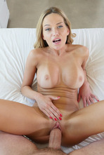 Subil Arch Gets Fucked On Her Bed 01