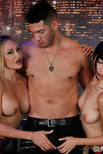 Claudia Valentine in Threeway with Marcia Hase 04
