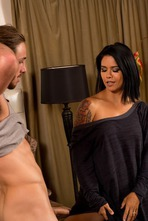 Hot Latina MILF Dana Vespoli Fucked By A Younger Guy 00