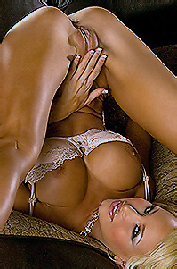 Sexy Nude Babe Sandee Westgate