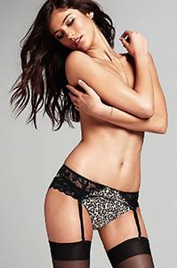 Katarina Ivanovska Topless In Sexy Panties