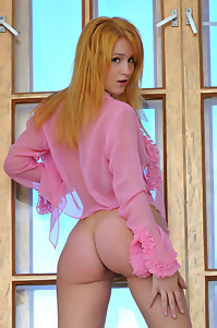 Redhead Beauty Valerie