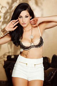Beautiful Cybergirl Nicolette Novak
