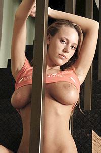 Karina Busty Nude Babe Gets Nude