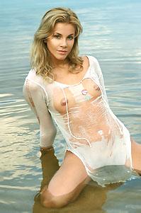 Kateryna Nude Girl In The Lake