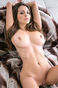 Shelby Chesnes Sexy Brunette Babe
