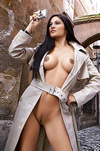 Michaela Grauke Gets Nude In Public