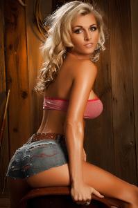 Hot Blonde Alicia