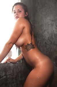 Keisha Grey Sexy Shower