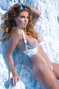 Hot Nude Elizabeth Ostrander