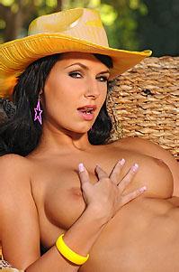 Stacy Da Silva Sexy Cowgirl